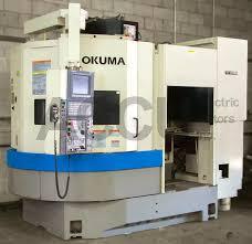 okuma cnc repair