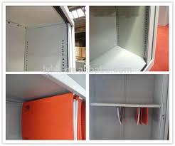 Tambour Door Cabinet Workspace Tambour Door Cabinets Sliding Doors Office Cupboard