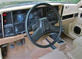 1987 jeep wagoneer interior 1992 jeep comanche information and photos zombiedrive