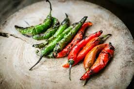 peppers and chilies roasting guide and recipes