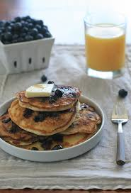 gluten free blueberry buttermilk pancakes cooks world