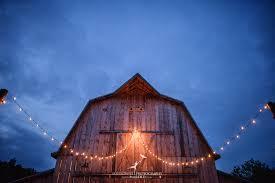 Wedding Barn Michigan Brittany And Joe U0027s Diy U201cleap Of Faith U201d Barn Wedding In Holly Mi