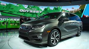 honda odyssey all new 2018 honda odyssey offers high tech consumer reports