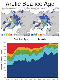 Ice Age Map North America by May 2017 Arctic Sea Ice News And Analysis