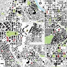 Las Vegas Map Of Strip by Community Design City Square Las Vegas U2014 Ground Here