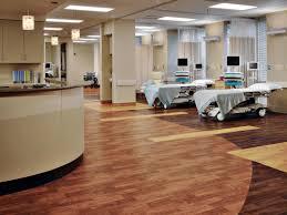 vinyl floor wood grain levino jones medical interiors inc
