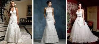 halter style wedding dresses amazing halter wedding dresses