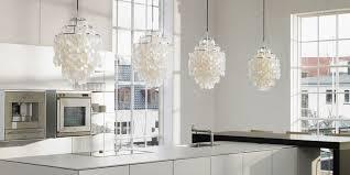 White Pendant Lights Kitchen by Modern Kitchen Pendant Lighting Ideas View In Gallery Modern