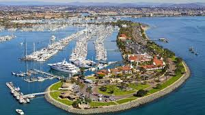 San Diego Map Of Hotels by Beachfront San Diego Resort On Shelter Island Kona Kai Resort U0026 Spa