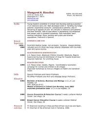 Free Resume Templates For Students With No Experience No Experience Resume Exle 11 Resume Sles No