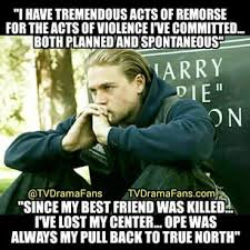 Jax Teller Memes - jax writes about opie being his moral compass sons of anarchy
