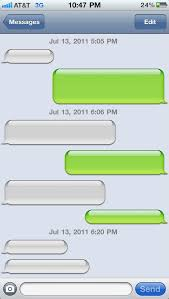 iphone blank template iphone text message powerpoint template text message template