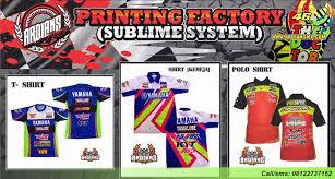 desain jaket racing desain suka suka di ardians printing sublime road race indonesia