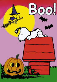 Snoopy Woodstock Halloween Costumes Boo Snoopy Doghouse Jack Lantern