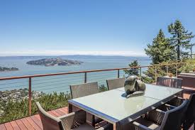house with separate guest house extraordinary home of the week sausalito dwell home