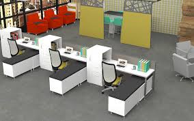 Office Desk Configurations Ekos Evolved Kentwood Office Solutions Office Furniture