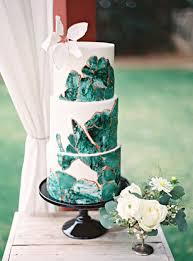 12 hand painted wedding cakes calder clark