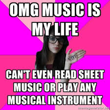 Band Geek Meme - idiot nerd girl idiot nerdy girl music love to laugh pinterest