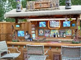 Backyard Tiki Lounge  Tiki Central - Tiki backyard designs