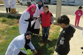 bureau d udes environnement udes reforestation operation on the occasion of international