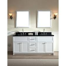 Stone Basin Vanity Unit Sinks Black Single Sink Vanity Double Top Stone Basin Black Sink