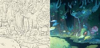 layout gravity web roundup j p miller gravity falls and classic illustration