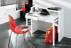 bureau console extensible home innovation table bureau extensible console bureau couleur