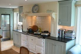 Farrow And Ball Kitchen Cabinet Paint Modern Country Style Case Study Farrow And Ball Blue Gray