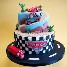 cars birthday cake disney cars cake crumbs doilies
