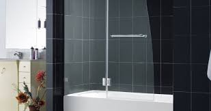 shower eye catching lowes glass shower door bottom seal gripping