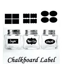 Kitchen Canister Labels Chalkboard Seating Chart Template Chalkboard Labels Complete