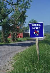 scenic byway virginia s scenic byways