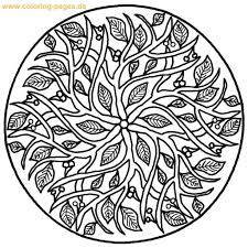 hard flower coloring pages printable difficult az with within