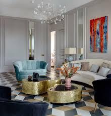 Russian Home Russian Contemporary Apartment By Ekaterina Lashmanova