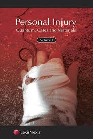 lexisnexis user guide personal injury quantum cases and materials volume 3 supplement