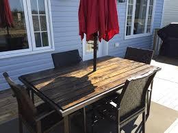 Glass Top Patio Tables Latest Outdoor Patio Table Tops Mer Enn 25 Bra Ideer Om Glass