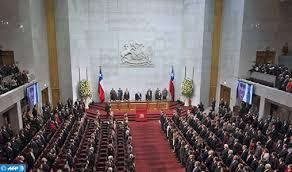 chambre des la chambre des députés du chili adopte à une écrasante majorité