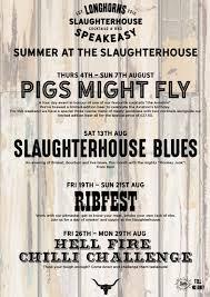 Slaughterhouse Blog by Blog