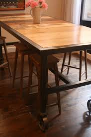 kitchen table and chairs with casters kitchen blower kitchen table and chairs with casters sears round