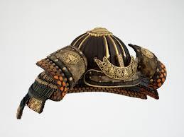 kamakura period large riveted helmet ōboshi hoshibachi kabuto