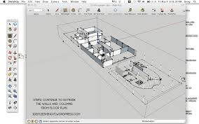 Villa Savoye Floor Plan Villa Savoye External My 3d Architecture Renderings Semester 3