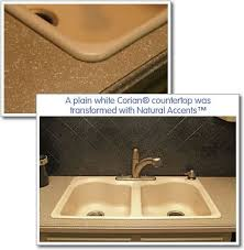 How To Install Corian Countertops 51 Best Countertop Refinishing Images On Pinterest Kitchen