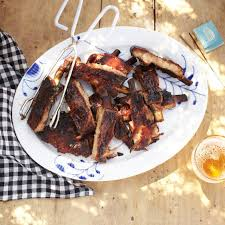 best ever barbecued ribs recipe epicurious com