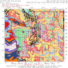 Power Outage Map Seattle by Cliff Mass Weather And Climate Blog Today U0027s Major Storm A