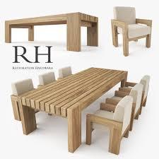 dining tables cb2 restoration hardware dining table craigslist