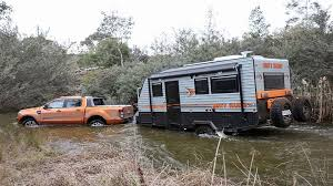 Luxury Caravan Elite Caravans Luxury And Off Road Caravans