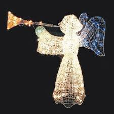 Outdoor Christmas Decorations Angels by 12 Best Christmas Outdoor Wish List Images On Pinterest