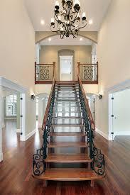 houzz entryway luxury townhouse interior design idea with light green door white