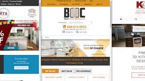best kitchen cabinets store website comparison rta cabinet store the rta store