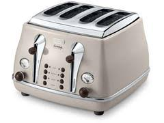 Italian Toaster View The Toaster Range From De U0027longhi Uk